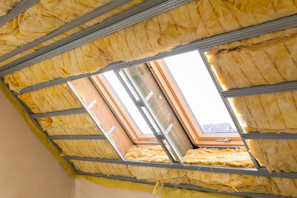 Keeping your home warm with roof insulation
